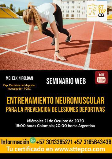 Entrenamiento Neuromuscular
